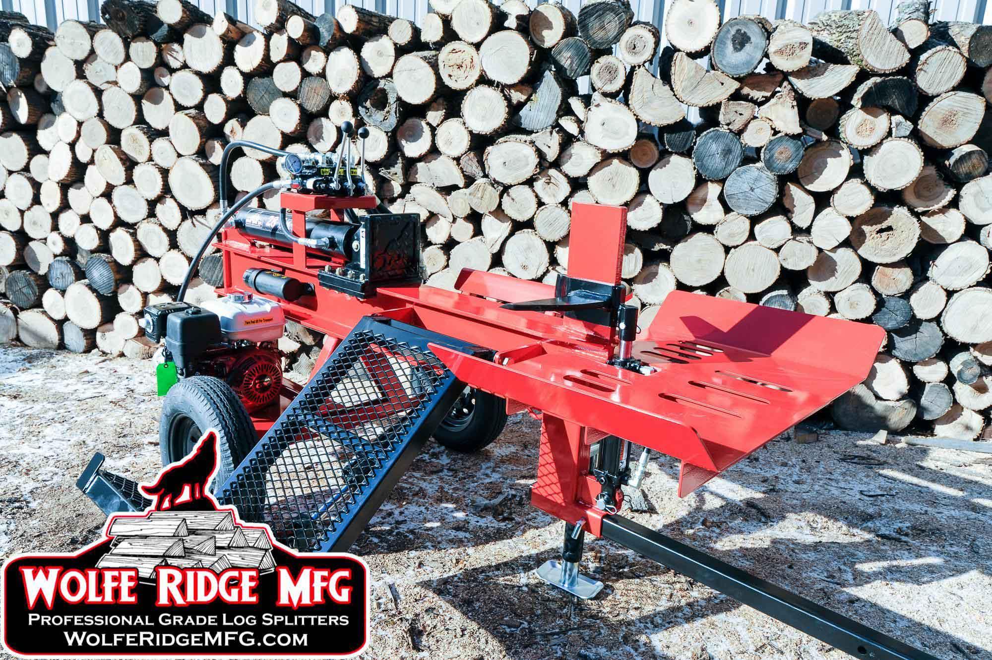 28 Pro Log Splitter